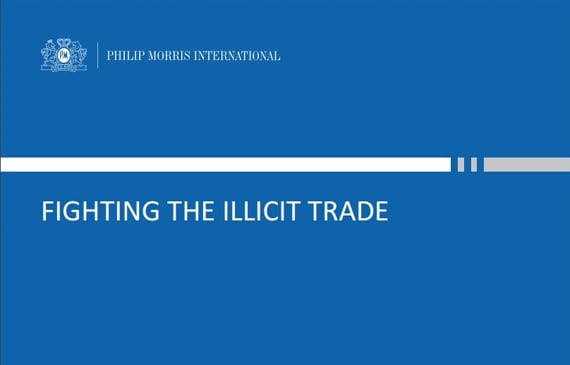 Fighting the illicit trade