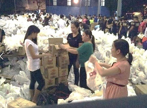 PMI Commits Nearly US$2.5 Million to Support Typhoon Victims with Recovery and Rebuilding